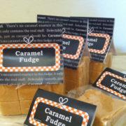 caramel-fudge