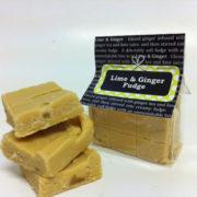 lime-ginger-fudge