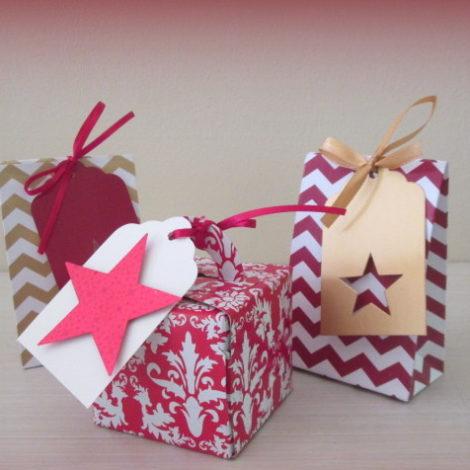 Christmas Mini Bags