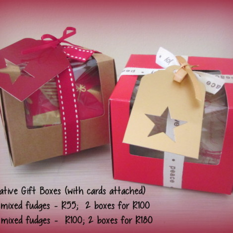 Christmas Variety Boxes